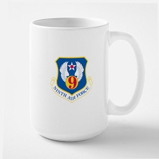 9th U S Air Force.psd Mugs