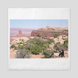 Canyonlands National Park, Utah, USA 1 Queen Duvet
