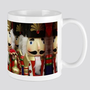 Nutcracker Soldiers Stainless Steel Travel Mugs