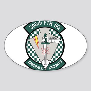 308th Fighter Squadron Sticker