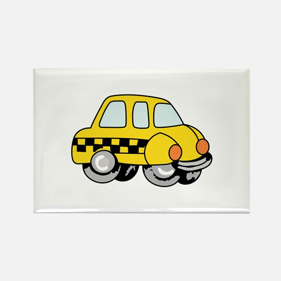 TAXI CAB Magnets