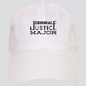 Criminal Justice Major Baseball Cap