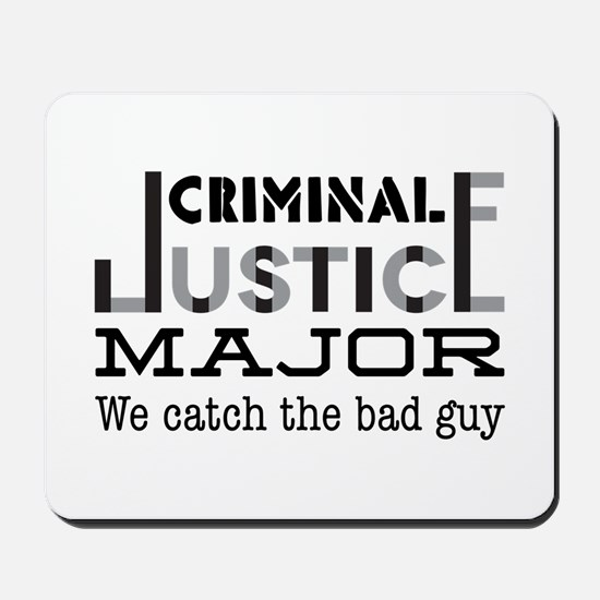 Bad Guy Mousepad