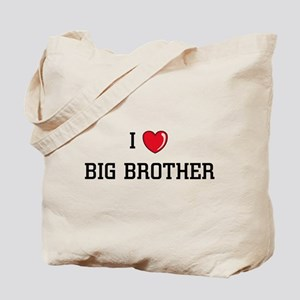 I Love BB Tote Bag