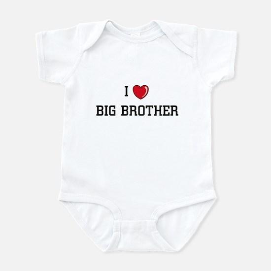I Love BB Infant Bodysuit