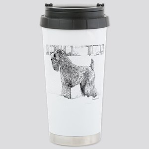 Snow dog Mugs