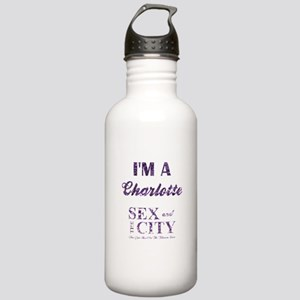 I'M A CHARLOTTE Stainless Water Bottle 1.0L