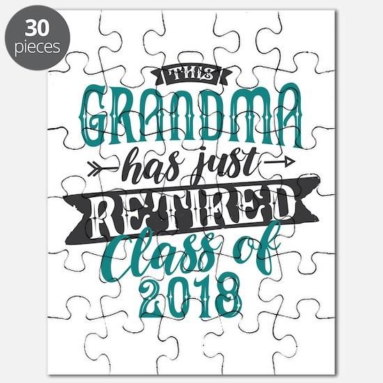 Retired Grandma Puzzle