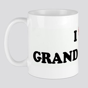 I Love GRAND  HUSTLE Mug