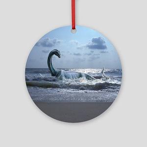 Sea Serpent ~ Ornament (Round)