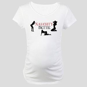 3 Naughty Betties Maternity T-Shirt