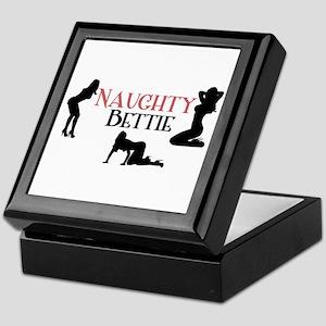 3 Naughty Betties Keepsake Box