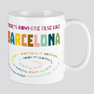 There's nowhere else like Barcelona Mug