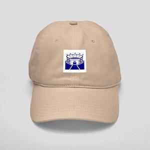 Blue Stadium Cap
