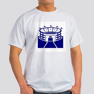 Blue Stadium Light T-Shirt