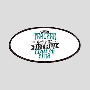 Retired Teacher Patch
