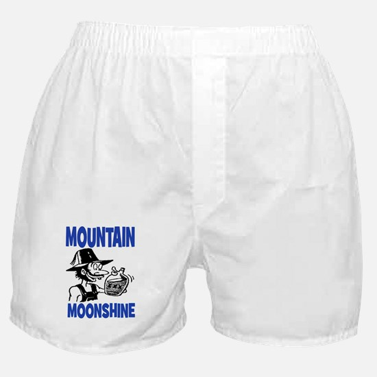 MOUNTAIN MOONSHINE Boxer Shorts