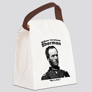 Sherman: Hell Canvas Lunch Bag