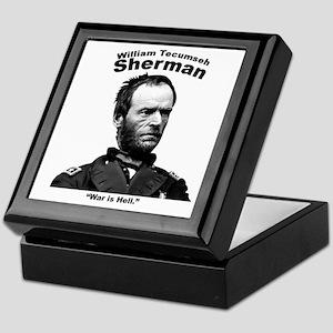 Sherman: Hell Keepsake Box