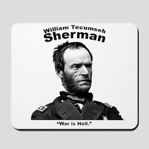 Sherman: Hell Mousepad