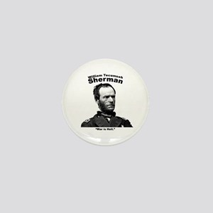 Sherman: Hell Mini Button