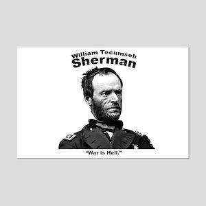 Sherman: Hell Mini Poster Print
