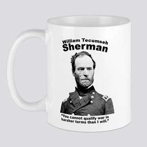 Sherman: War Mug