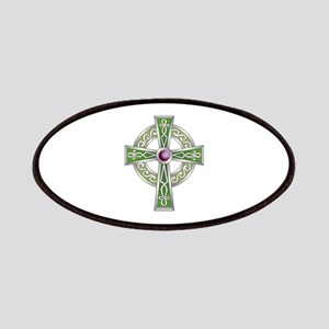 LARGE CELTIC CROSS Patches