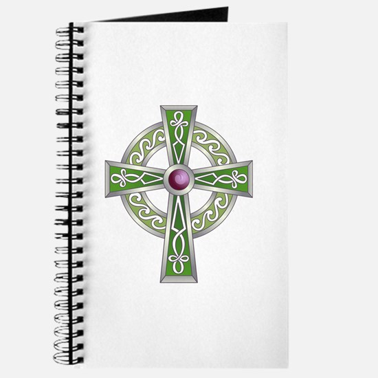 LARGE CELTIC CROSS Journal