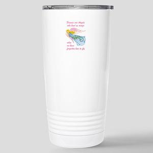 FRIENDS ARE ANGELS Travel Mug