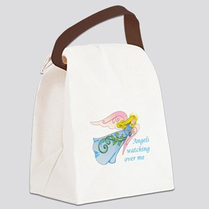 ANGELS WATCHING OVER ME Canvas Lunch Bag