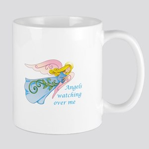 ANGELS WATCHING OVER ME Mugs