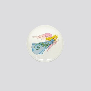 BEAUTIFUL ANGEL Mini Button