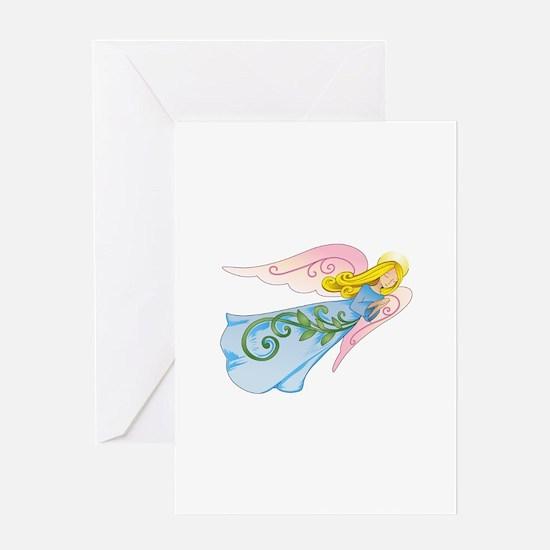 BEAUTIFUL ANGEL Greeting Cards