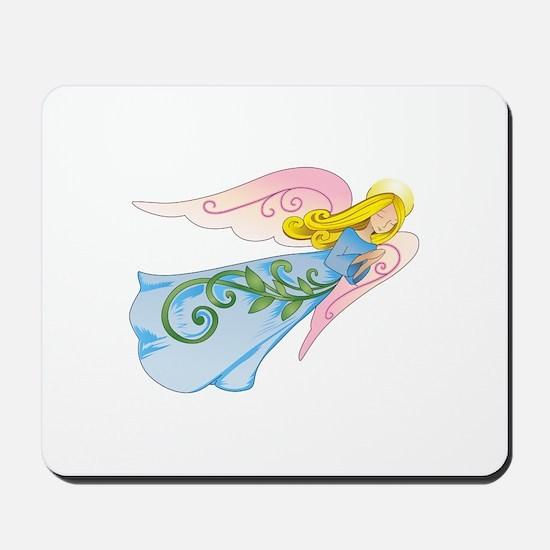 BEAUTIFUL ANGEL Mousepad
