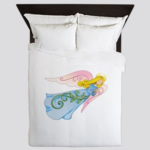 BEAUTIFUL ANGEL Queen Duvet