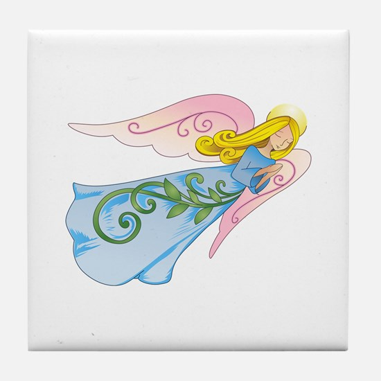 BEAUTIFUL ANGEL Tile Coaster