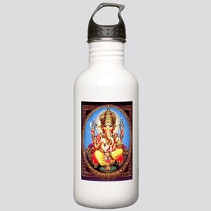 Ganesh / Ganesha India Stainless Water Bottle 1.0L