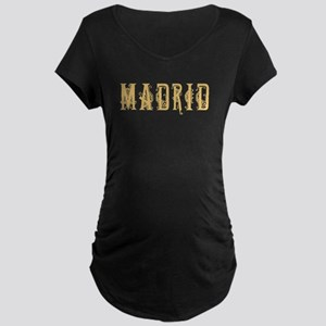 Madrid 2 Maternity Dark T-Shirt