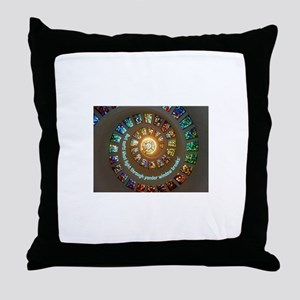 But Soft! Throw Pillow