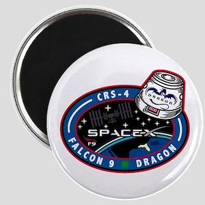 CRS-4 Logo Magnet