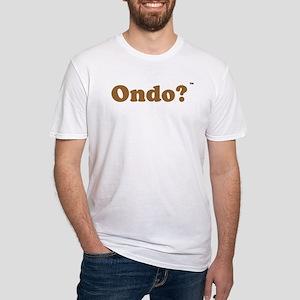 u got? Fitted T-Shirt