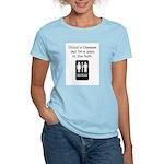 Crohn's Disease Women's Pink T-Shirt