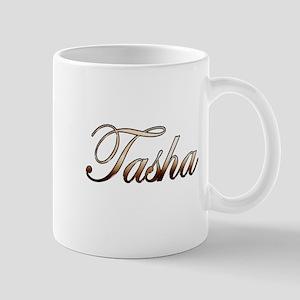 Gold Tasha Mug