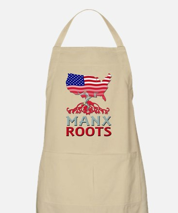 Manx American Roots Apron
