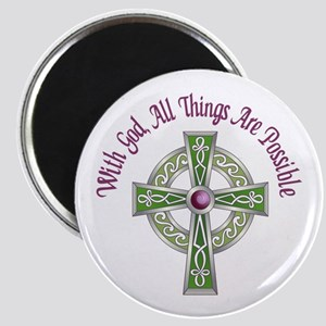 ALL THINGS POSSIBLE Magnets