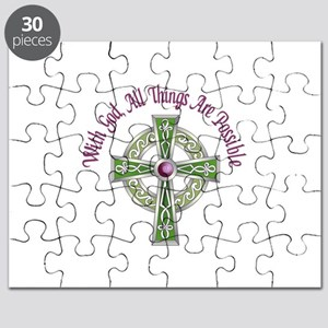 ALL THINGS POSSIBLE Puzzle