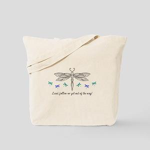 LEAD OR FOLLOW Tote Bag