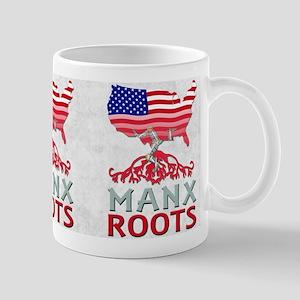Manx American Roots Mugs