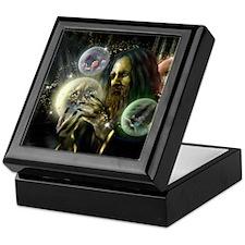The Collector Keepsake Box